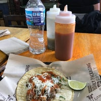 Photo taken at Flaco's Tacos by Laurassein on 11/28/2017