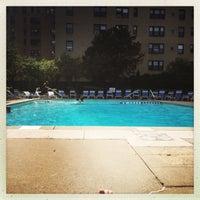 Photo taken at Flamingo Pool by Laurassein on 7/9/2015