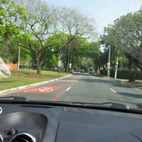 Photo taken at Avenida Professor Fonseca Rodrigues by Mirian N. on 10/6/2012