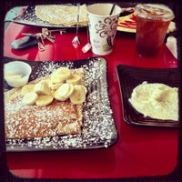 Photo taken at Our Crepes & More by Shannon M. on 5/19/2013