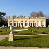 Photo taken at Parc de Bagatelle by Stephane C. on 4/1/2013