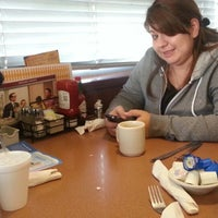 Photo taken at Denny's by Jose P. on 12/22/2013