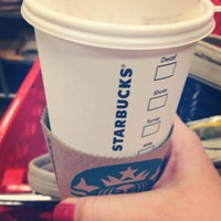 Photo taken at Starbucks In Target by Amanda B. on 8/29/2013