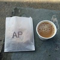 Photo taken at AP Café by Daiki U. on 9/30/2013