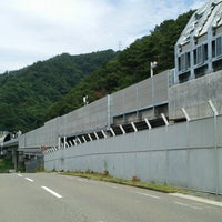 Photo taken at リニア実験線車両基地(東京側) by ふいろ 長. on 7/21/2013