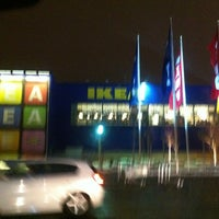Photo taken at IKEA Barkarby by Åsa W. on 12/29/2012
