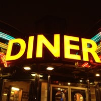 Photo taken at Palace Diner by Christopher Z. on 3/12/2013