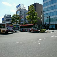 Photo taken at 三島駅 バスターミナル by ひとみ on 5/11/2017