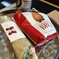 Photo taken at Pret A Manger by Christine H. on 6/11/2013