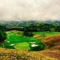 Photo taken at Sequoyah National Golf Club by Nikolas K. on 4/14/2015