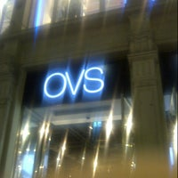 Photo taken at OVS Milano via Torino by Mohamed F. on 9/25/2012