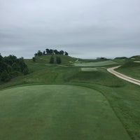 Photo taken at The Pete Dye Course at French Lick by Dan A. on 5/12/2017