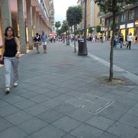 Photo taken at Corso Vittorio Emanuele by Fiorella Q. on 7/10/2013