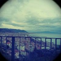 Photo taken at Porto di Salerno by Fiorella Q. on 3/2/2013