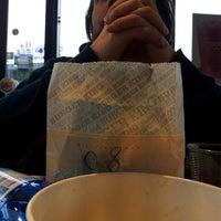 Photo taken at Burger King by Fiorella Q. on 1/25/2015