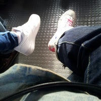 Photo taken at Metro Frullone - San Rocco (L1) by Fiorella Q. on 5/20/2013