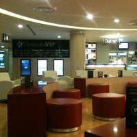 Photo taken at Cinépolis VIP by roshelo c. on 11/17/2012