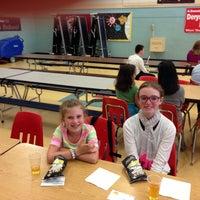 Photo taken at Derynoski School by Jennifer B. on 4/15/2015