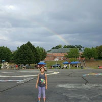 Photo taken at Derynoski School by Jennifer B. on 9/7/2016