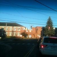 Photo taken at Derynoski School by Jennifer B. on 10/16/2012