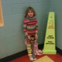 Photo taken at Derynoski School by Jennifer B. on 11/16/2012