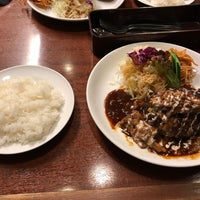 Photo taken at どれみ軒 マリンピア神戸店 by かなめーぬ on 2/3/2018