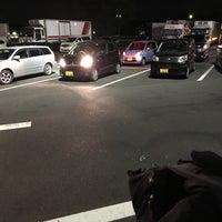 Photo taken at 社PA (上り) by かなめーぬ on 8/14/2018