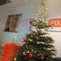 Photo taken at Pixl8 Interactive Limited by Greg F. on 12/18/2012
