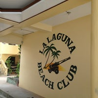Photo taken at La Laguna Beach Club & Dive Centre by Olly S. on 2/13/2013