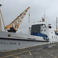 Photo taken at Scillonian III (Penzance -> St Mary's) by Olly S. on 6/22/2016
