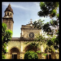 2/18/2013にOlly S.がCathedral-Basilica of the Immaculate Conception of Manila (Manila Cathedral)で撮った写真