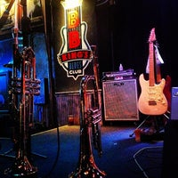 Photo taken at B.B. King's Blues Club by Olly S. on 11/24/2012