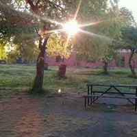 Photo taken at Parque Bolitas del Airón by Mariana C. on 6/2/2013
