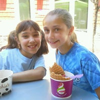 Photo taken at Menchie's Frozen Yogurt - Sweet Apple Village by Keith H. on 6/12/2013