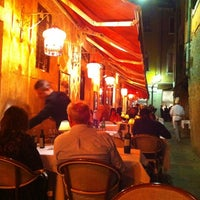 Photo taken at Bistrot de Venise by Bert G. on 9/14/2012
