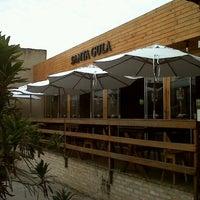 Photo taken at Santa Gula Rest e Choperia by Marlon B. on 1/30/2013