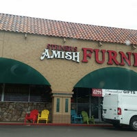Photo taken at Steiner's Amish Furniture by Bubsy on 8/2/2017