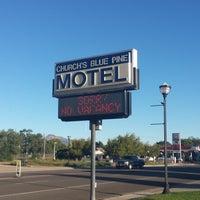 Photo taken at Blue Pine Motel by Tanja on 9/20/2014