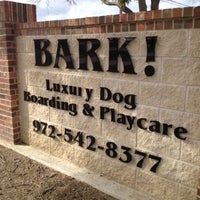 Photo taken at BARK! Hotel for Dogs by Robert P. on 11/10/2012