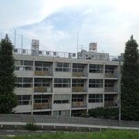 Photo taken at 川口市立西中学校 by tcp i. on 8/16/2013
