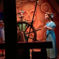 Photo taken at Peter Pan's Flight by tcp i. on 2/27/2017