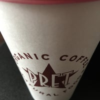 Photo taken at Pret A Manger by Darrell on 4/11/2016