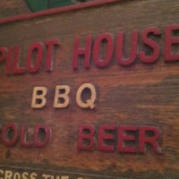 Photo taken at The Pilot House by Stevie L. on 5/8/2013