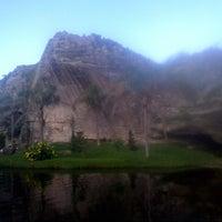 Photo taken at Cabaña Itacua by Fede U. on 12/2/2012
