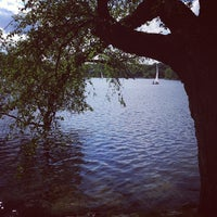Photo taken at Jamaica Pond by Steve G. on 6/3/2013