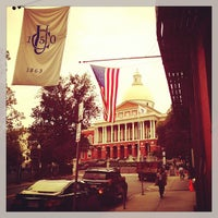 Photo taken at Union Club of Boston by Steve G. on 9/10/2013