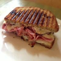 Photo taken at Ula Cafe by Steve G. on 11/19/2012
