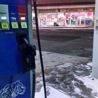 Photo taken at Common Cents - Exxon by Braden M. on 2/5/2014