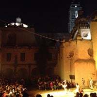 Photo taken at Hosteria Del Convento by Estefania N. on 12/21/2012
