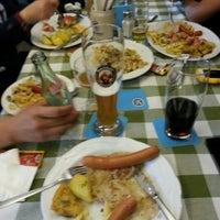 Photo taken at Wirtshaus zum Straubinger by Amir S. on 3/13/2013